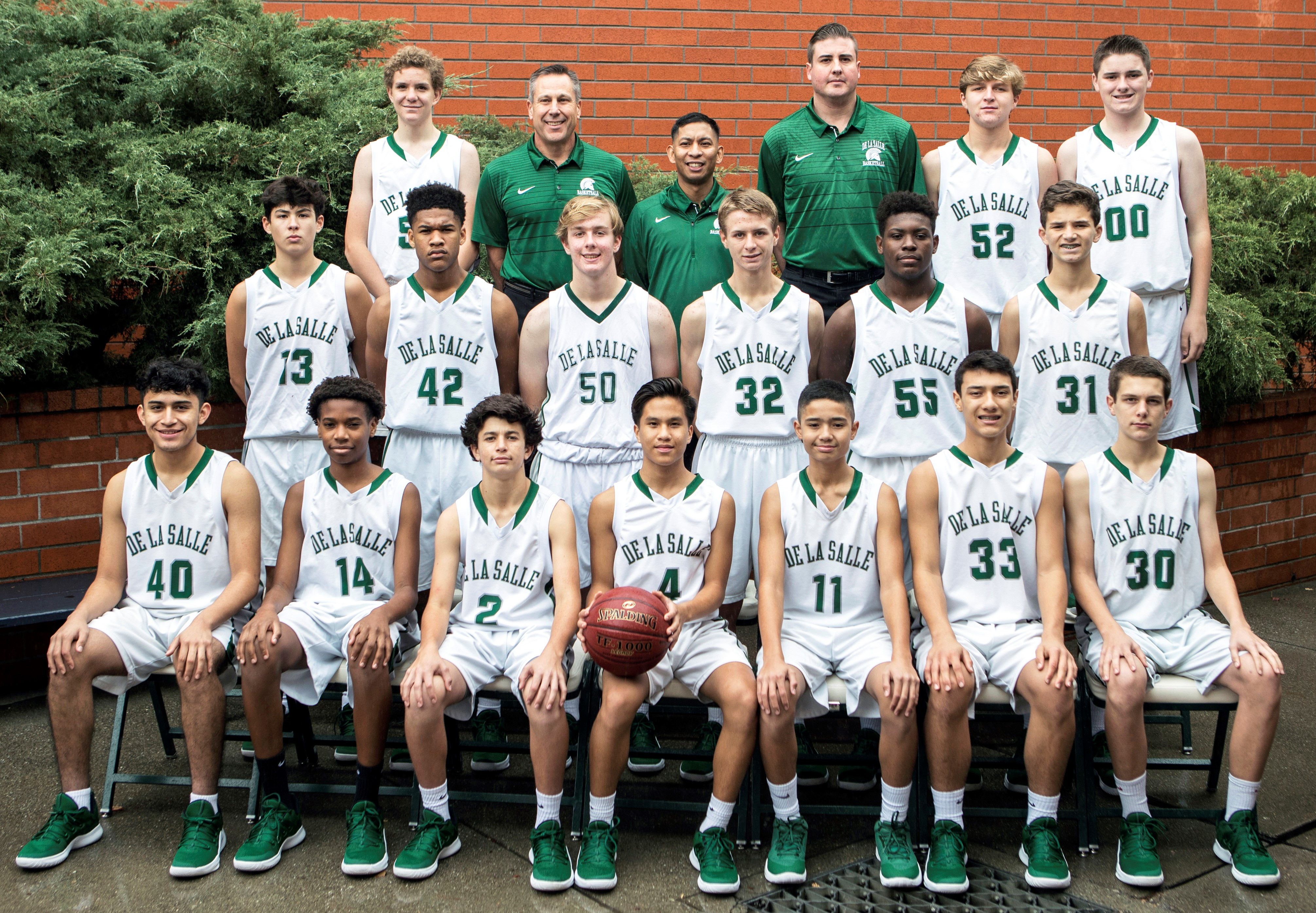 2016 Frosh Silver Basketball