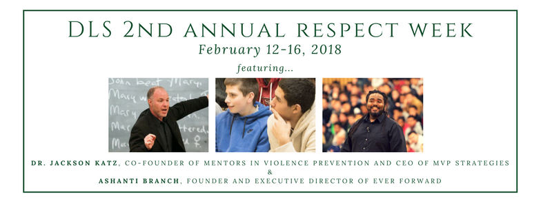 DLS 2nd Annual Respect Week
