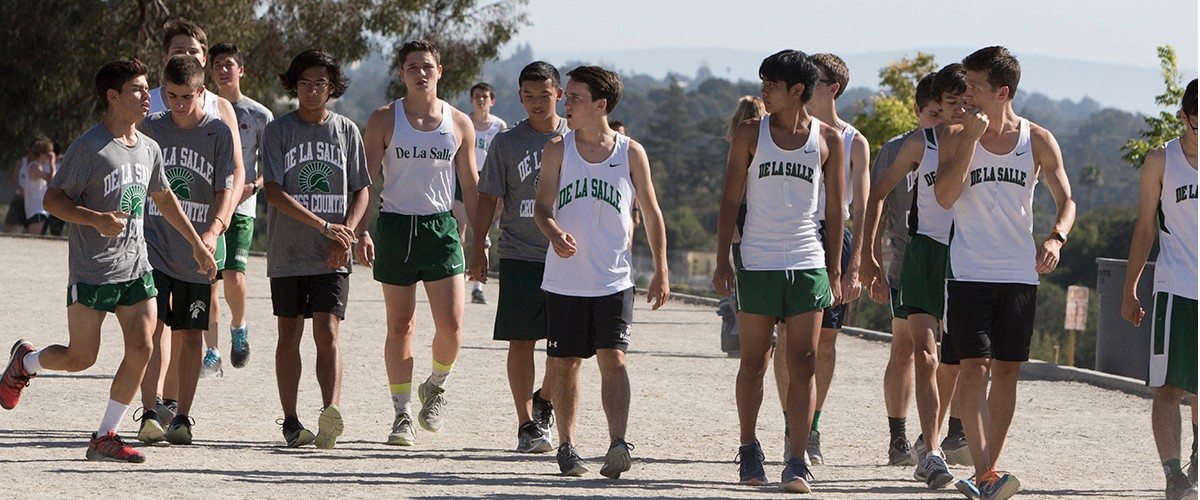 Junior Varsity Cross Country