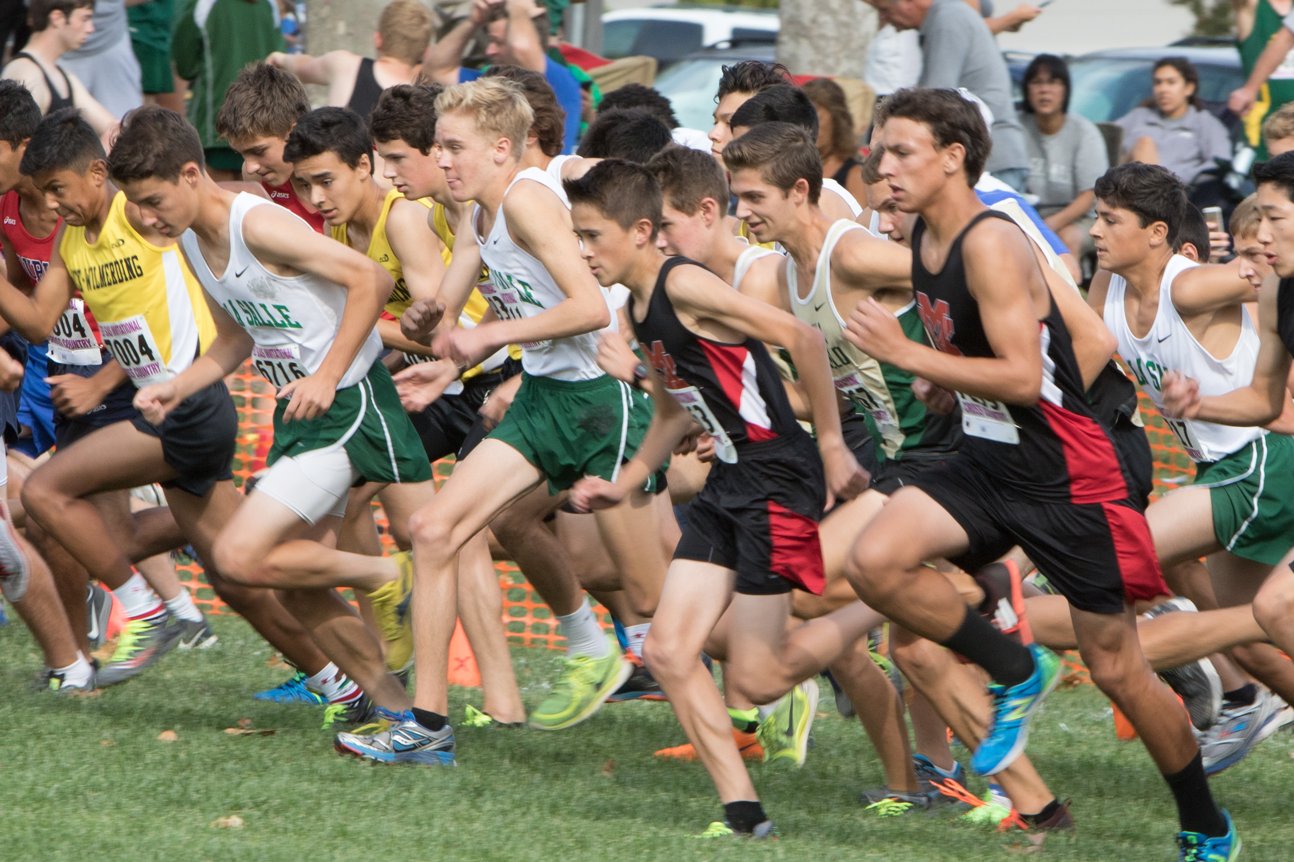 Frosh-Soph Cross Country