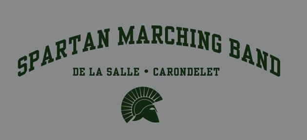 DLS Spartan Marching Band banner